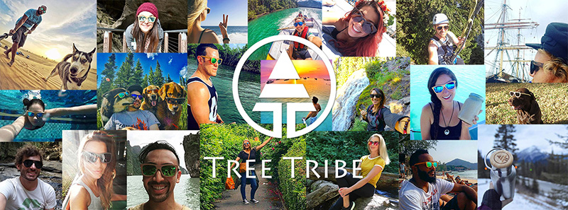 Tree Tribe collage