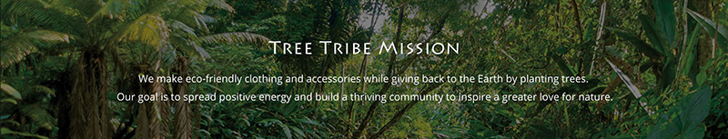 Tree Tribe mission